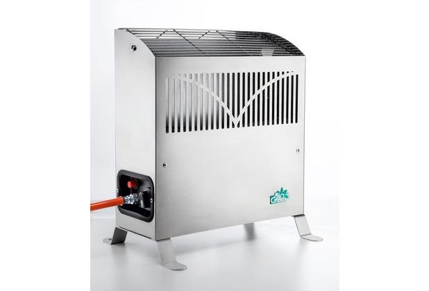 Bio Green Gasheizung Frosty 2500W