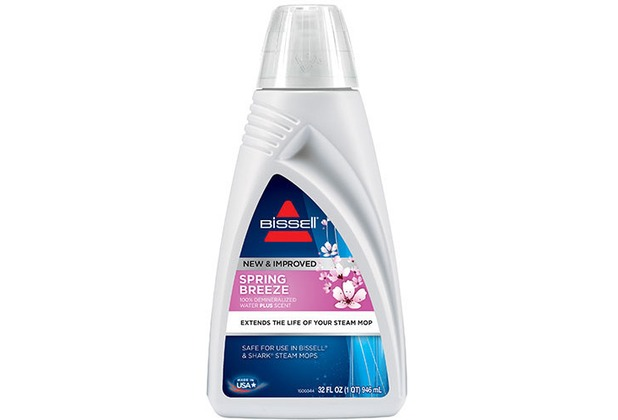BISSELL Scented Demineralized Water - Spring Breeze - English German - 1 ltr