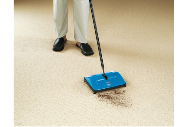 BISSELL Sturdy Sweep Manual Sweeper