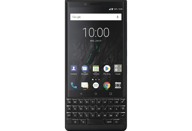 Blackberry KEY2, Dual-SIM, 128 GB, black