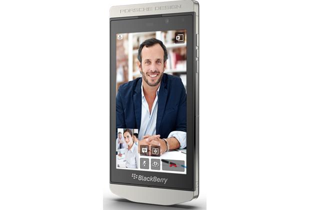 Blackberry P9982 Porsche Design 4G NFC 64GB, titan