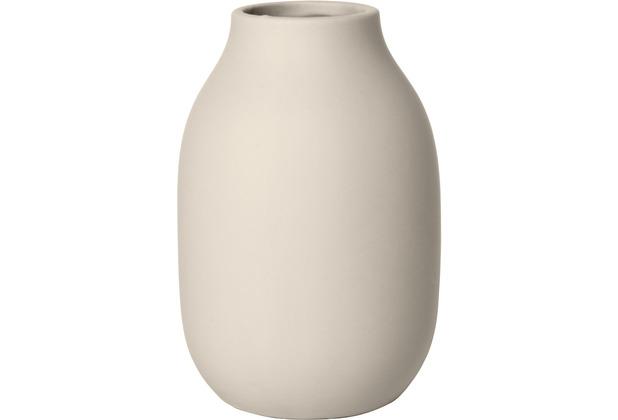 blomus Colora Vase, beige/moonbeam, klein