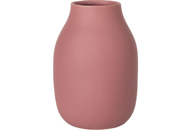 blomus COLORA Vase, Withered Rose