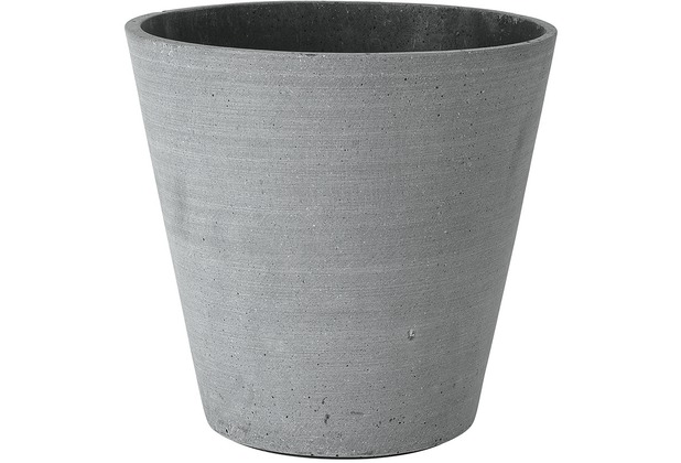 blomus coluna pflanzgef dunkelgrau 24cm. Black Bedroom Furniture Sets. Home Design Ideas