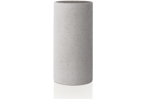 blomus COLUNA Vase, hellgrau , M