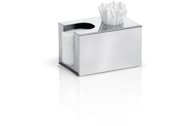 blomus NEXIO Kombibox poliert poliert, für Wattestäbchen, Pads