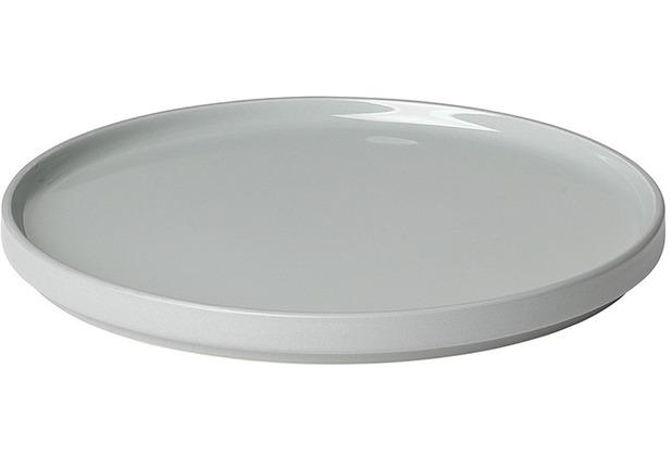blomus Pilar Dessertteller Ø 20 cm, grau/mirage grey