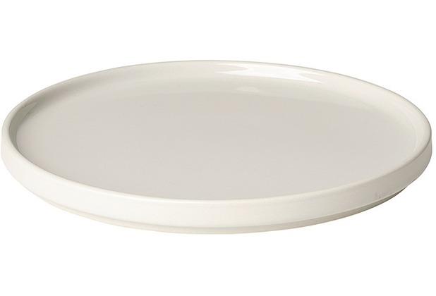 blomus Pilar Dessertteller Ø 20 cm, beige/moonbeam