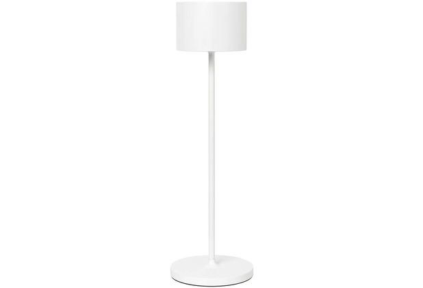 blomus Mobile LED-Leuchte, weiß