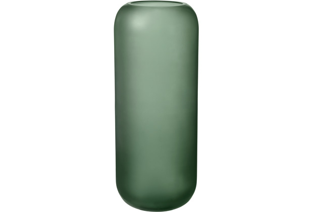 blomus OVALO Vase green ø 11,5 cm
