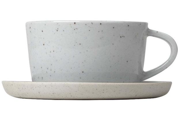 blomus Sablo Kaffeetassen Set 4tlg. für 2 Personen