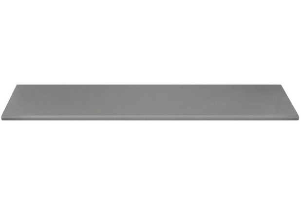 blomus Panola Wandregal, grau/steel grey
