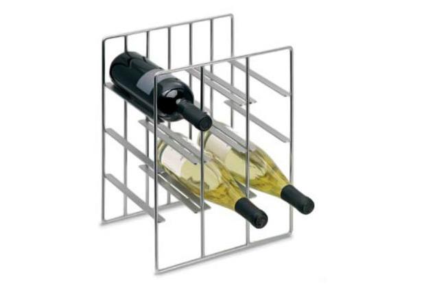 blomus pilare weinregal f r 9 flaschen f r 9 flaschen. Black Bedroom Furniture Sets. Home Design Ideas