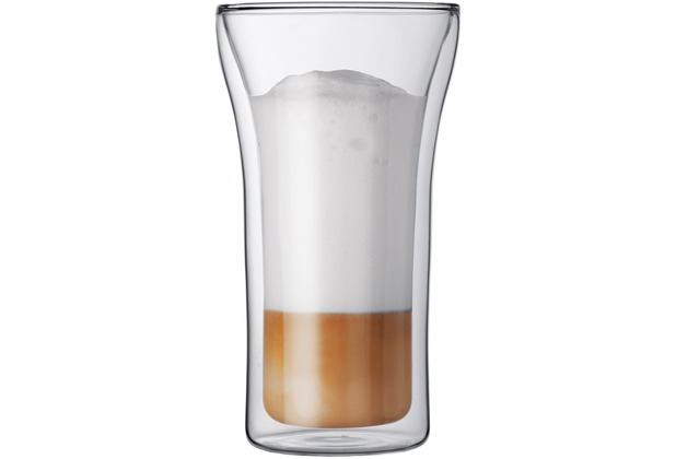 Bodum ASSAM 2 Stück Glas 0,4 l transparent