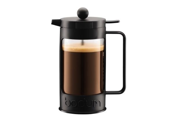 Bodum BEAN Kaffeebereiter 0,35 l 3 Tassen schwarz