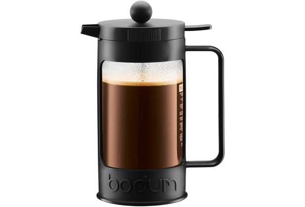 Bodum BEAN Kaffeebereiter 1,0 l schwarz
