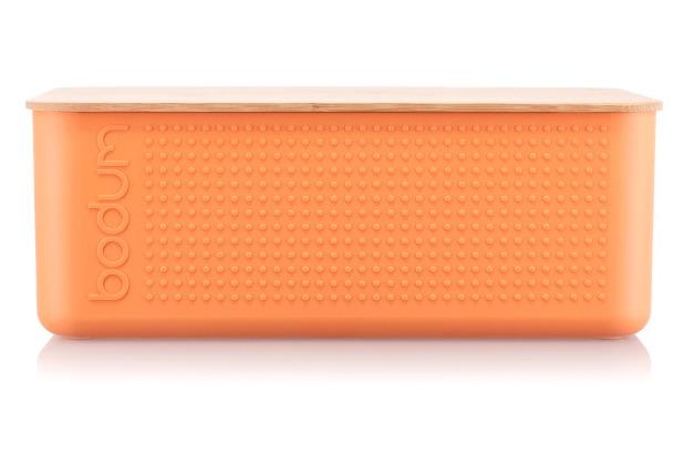 Bodum BISTRO Brotkasten, orange