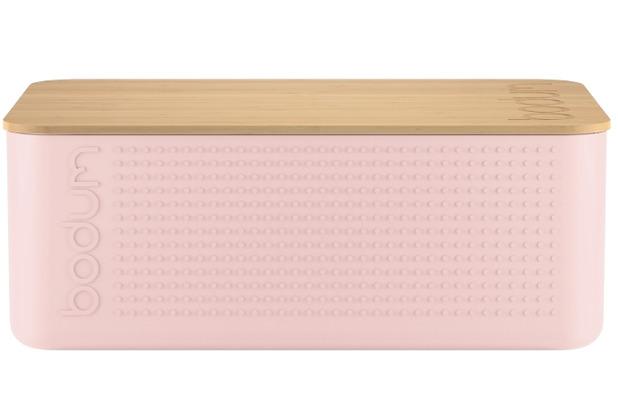 Bodum BISTRO Brotkasten, groß pink