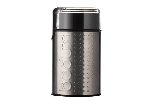 Bodum BISTRO Elektrische Kaffeemühle, 150 W matt