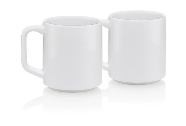 Bodum BLAA 2 Stk. Kaffeetassen, 0.2l