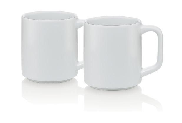 Bodum BLAA 2 Stk. Kaffeetassen, 0,35l