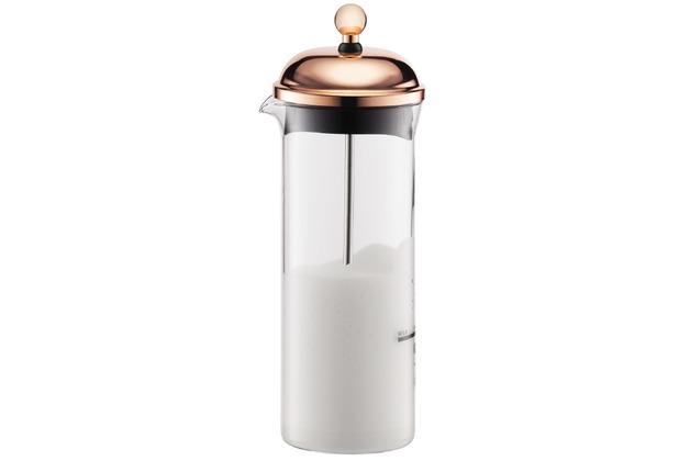 Bodum CHAMBORD Milchschäumer, 0.15 l kupfer