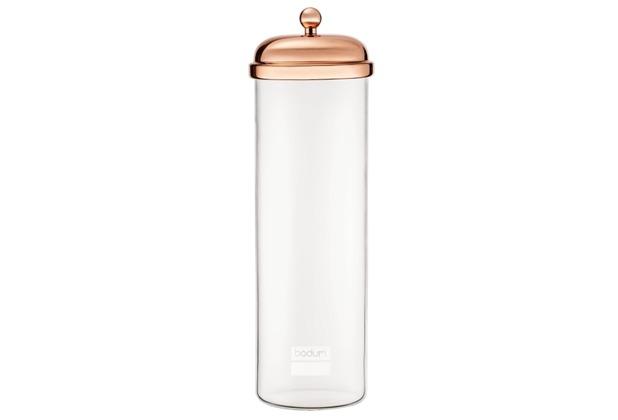 Bodum CLASSIC Vorratsglas, 1.8l kupfer