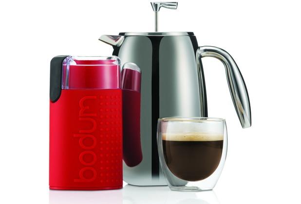 Bodum COLUMBIA Kaffeebereiter 1,0 l 8 Tassen glänzend