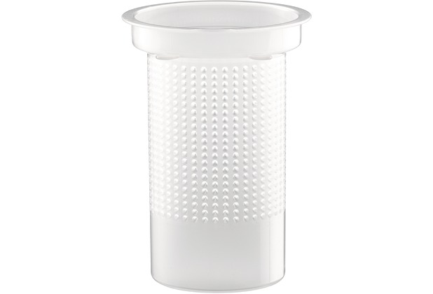 Bodum COMPONENT Kunststofffilter zu Teebereiter 1.0 l durchsichtig