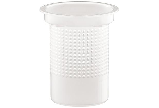 Bodum COMPONENT Kunststofffilter zu Teebereiter 1.5 l, 1833, 1846, 1866, 1876 schwarz
