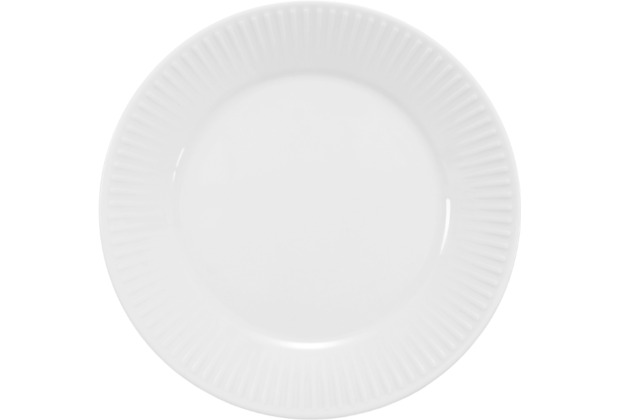 Bodum DOURO Dessertteller, Durchm. 18 cm, Porzellan weiß