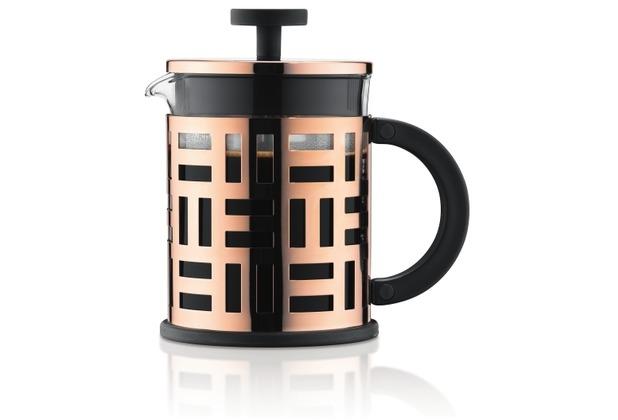 Bodum EILEEN Kaffeebereiter, 4 Tassen, 0.5 l kupfer
