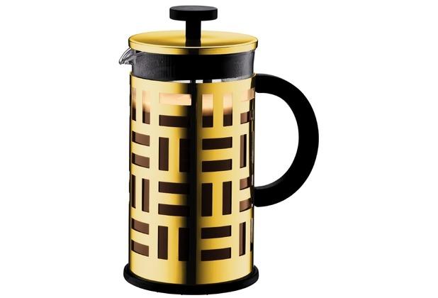 Bodum EILEEN Kaffeebereiter, 8 Tassen, 1.0 l gold