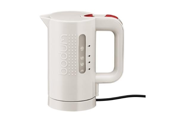 Bodum Elektrischer Wasserkocher 0.5 l, cremefarben