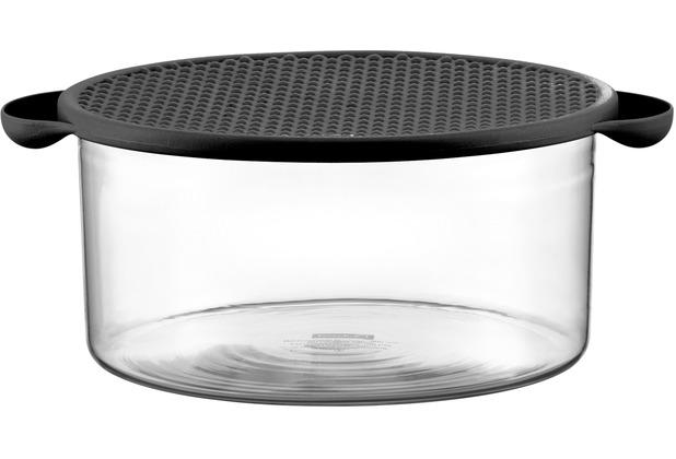 Bodum HOT POT Schale mit Deckel 2,5 l schwarz