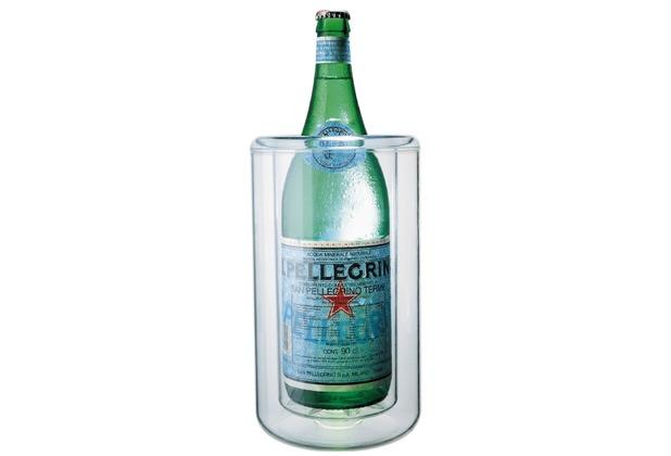 Bodum KIRA Doppelwandiger Weinkühler, Kunststoff transparent