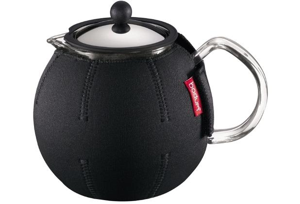 Bodum NERO Teewärmer zu Teebereiter 1.0 l schwarz