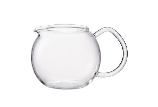 Bodum SPARE BEAKER Ersatzglas, 0.5 l, zu Teekanne 1807, 1823 transparent