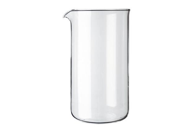 Bodum SPARE BEAKER Ersatzbehälter, 1.0 l, 8 Tassen, plastik