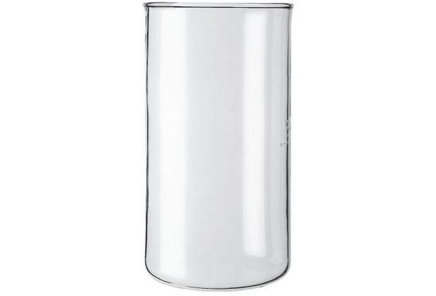 Bodum SPARE BEAKER Ersatzglas ohne Ausguss für Kaffeebereiter 1,0 l 8 Tassen transparent