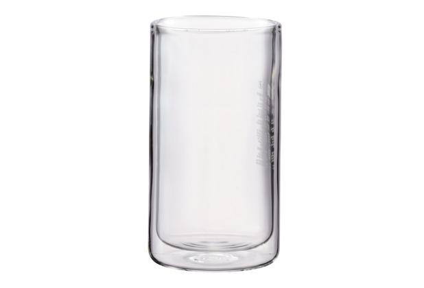 Bodum SPARE BREAKER Ersatzglas ohne Ausguss für Kaffeebereiter, doppelwandig, 1.0 l transparent