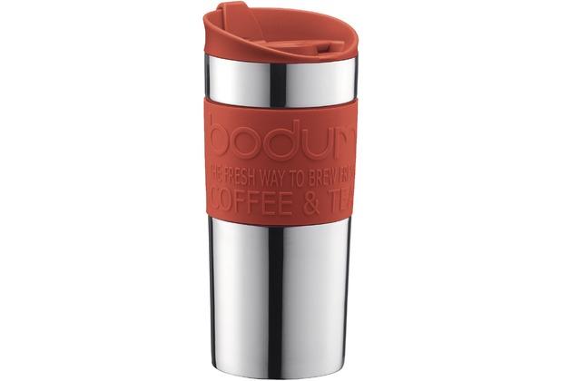 Bodum TRAVEL MUG Travel mug 0,35 l rot