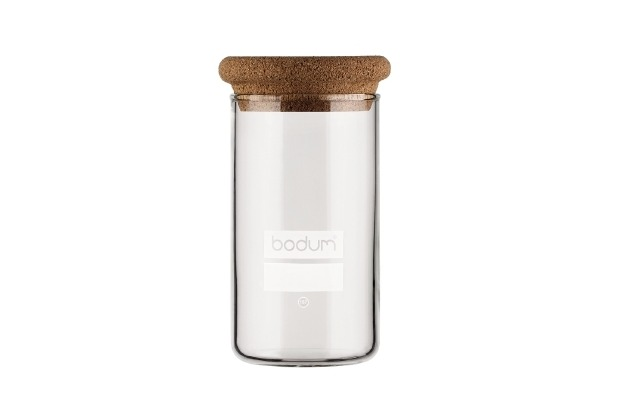 Bodum YOHKI Vorratsglas mit korkdeckel, 0.25 l kork