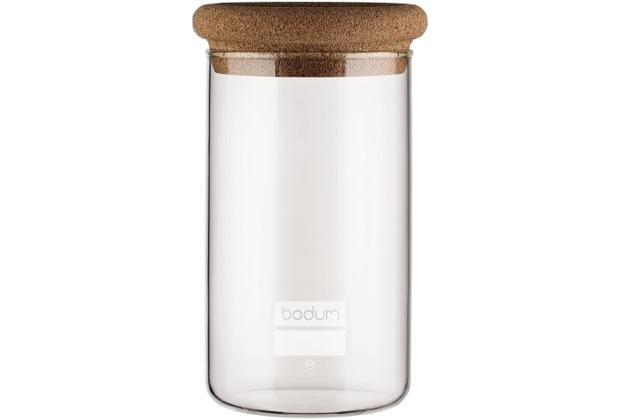 Bodum YOHKI Vorratsglas mit korkdeckel, 1.0 l kork