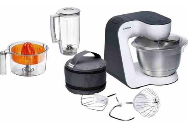 Bosch Küchenmaschine MUM50123 weiß/anthrazit
