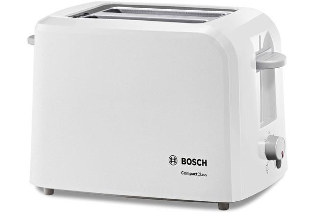 Bosch TAT3A011 Toaster 980W weiß