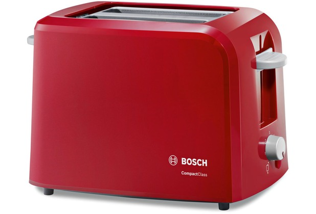 Bosch TAT3A014 Toaster 980W rot