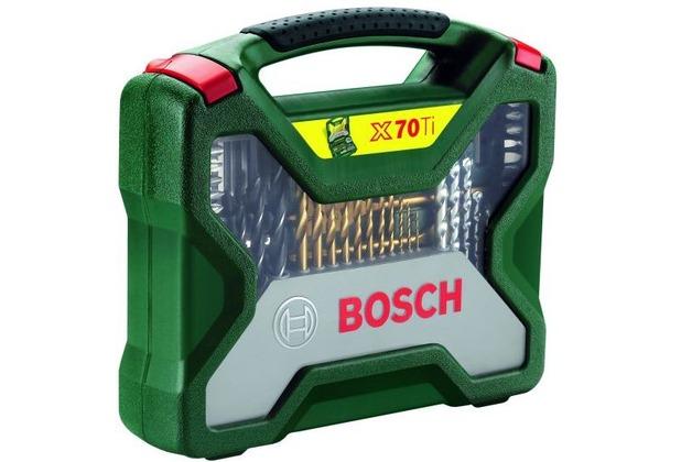 Bosch X-Line Titanium-Set, 70-teilig