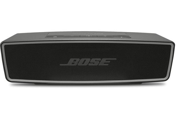 Bose Soundlink Mini II, carbon-schwarz