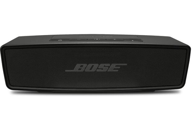 Bose Soundlink Mini II, Special Edition, schwarz